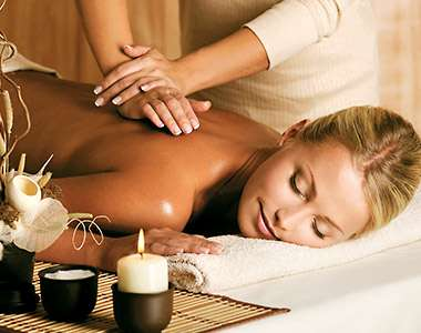 Massage Aromatique
